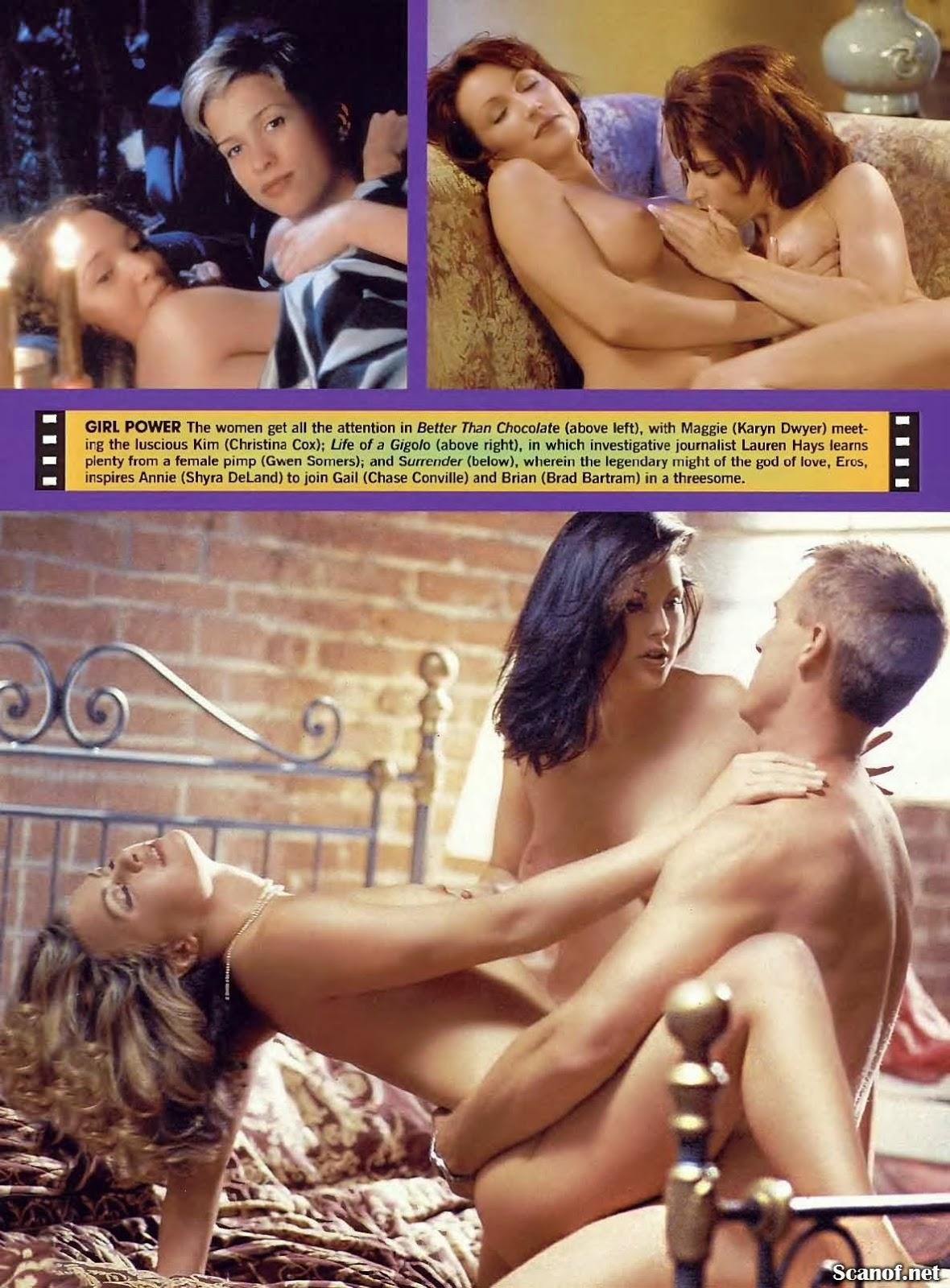 Cinema sex